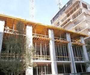Emerald Residence beruházás építkezés