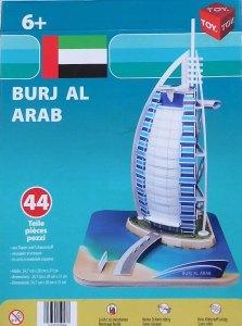 Dubai Burj Al Arab 3D akció