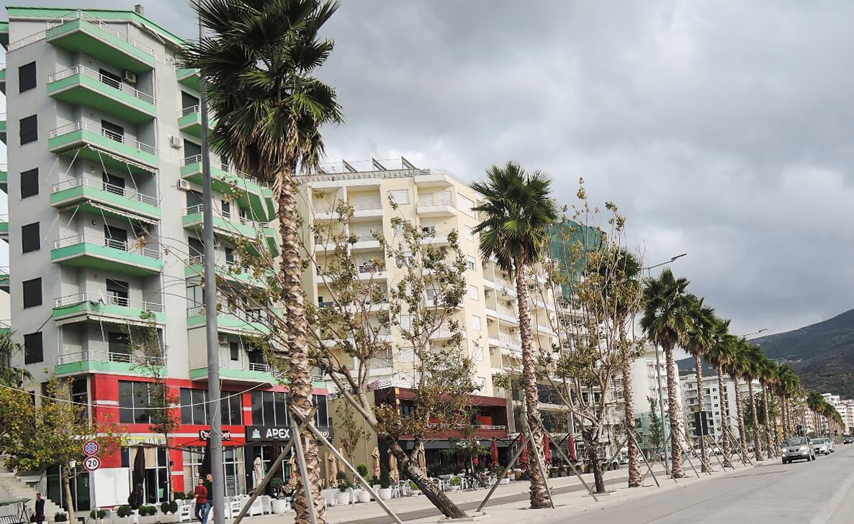 Albánia ingatlanpiaca robbanásban