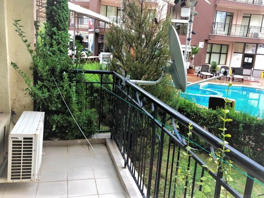 Eladó 1-hálószobás apartman-Bulgária Nessebar-Sunny Beach -http://alacsonyjutalek.hu/ - Megbízható, megfizethető, minőségi ingatlanközvetítő iroda-tel: 36-30-9843-962