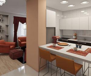 Eladó nappali+2 hálószobás új építésű lakás-Budapest VIII-Tisztviselőtelep