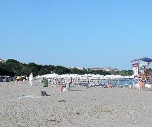 Tengerpart strand reptér 18 perc gyalog