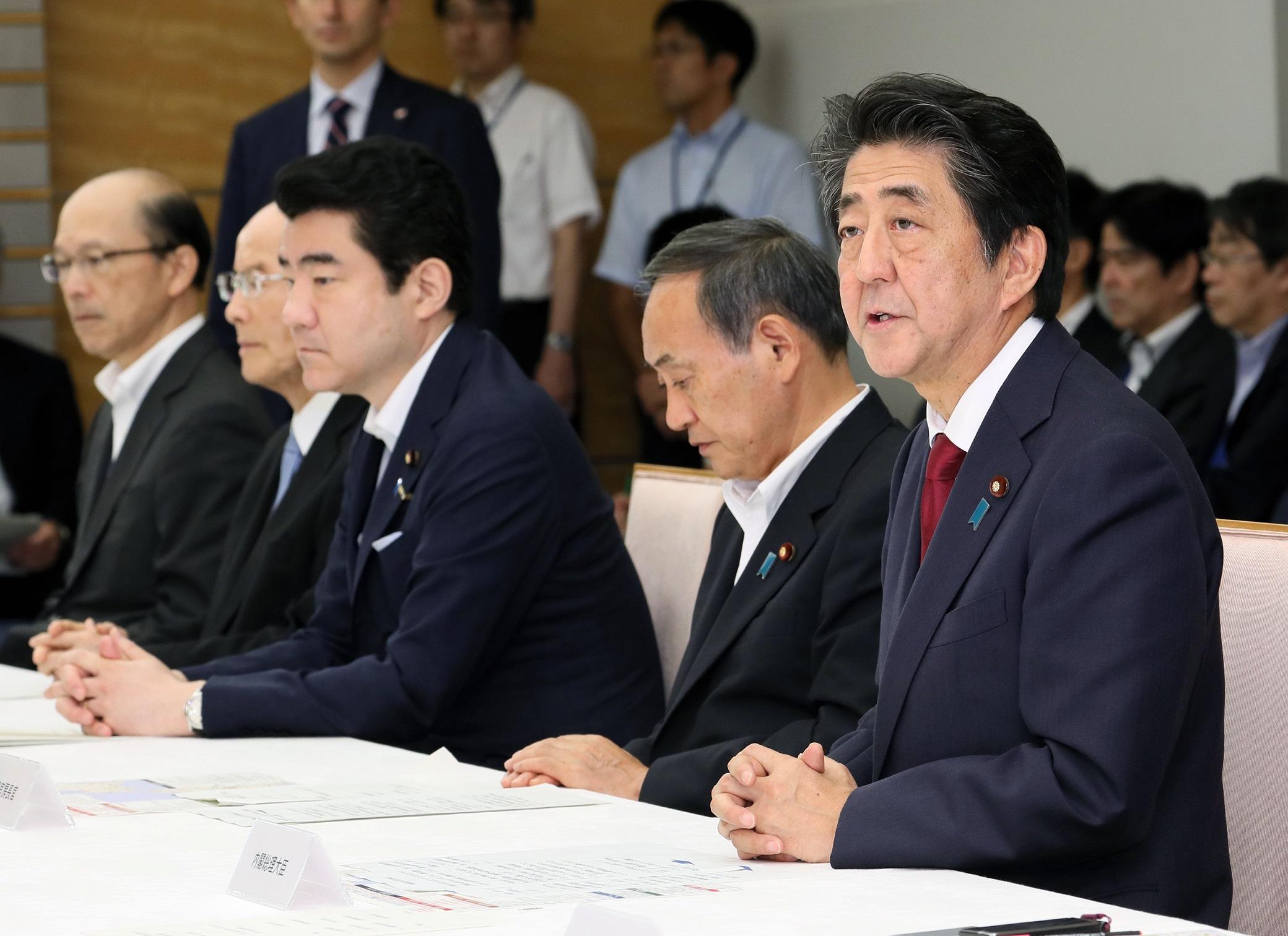 閣議の概要/内閣官房副長官補の人事/観光戦略実行推進会議について