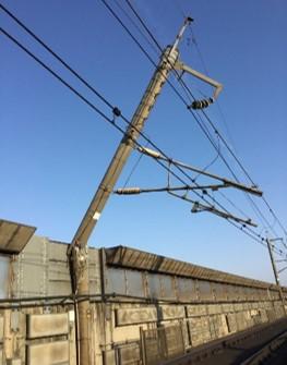 真正保守特報!【福島県沖地震】東北新幹線の「新白河~古川間」に大きな被害