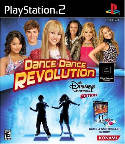Dance Dance Revolution: Disney Channel Edition: PS2 Download Jogos Grátis