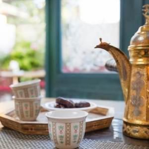 القهوة المرة العربية