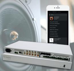 Сервер визуализации ThinKnx, Envision, Audiofy и Brickbox