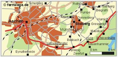 Schevenhütte-Vaals-Grenze