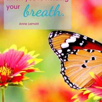 Weekend Words on Breathing