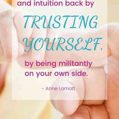 Weekend Words on Trust