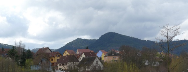 A Weekend in Alsace