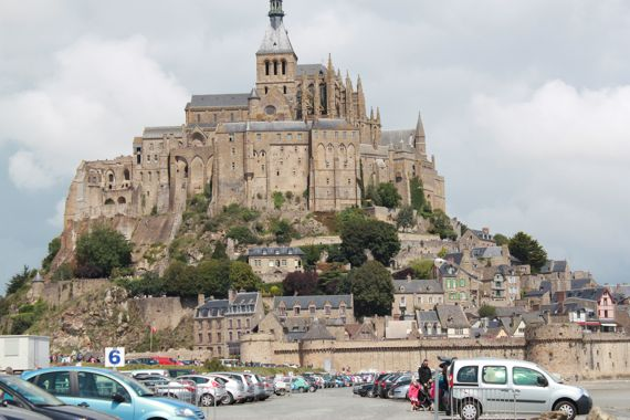 mont st michel a in