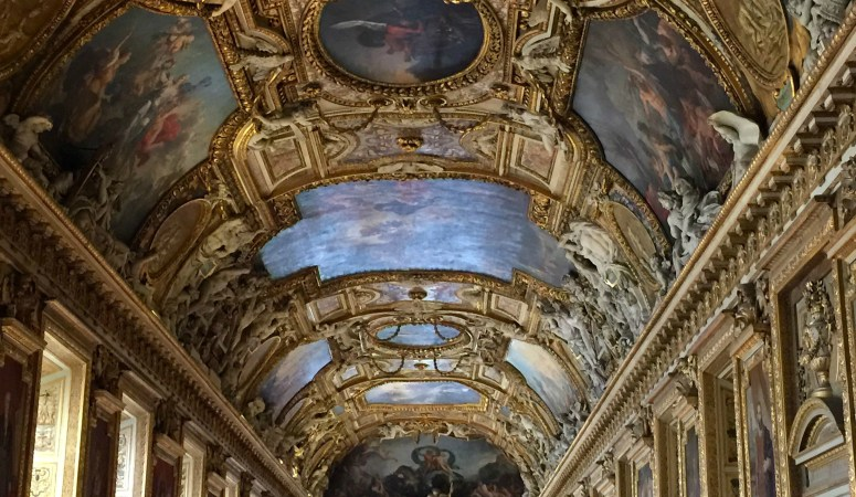 A Virtual Tour of the Louvre