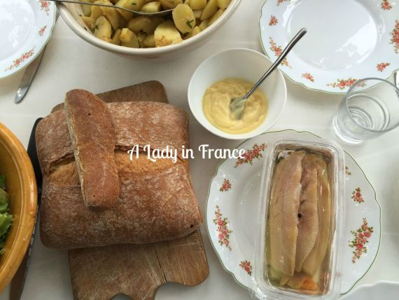 What the French Eat