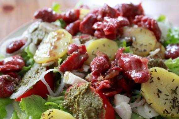Unconventional Salad Recipe