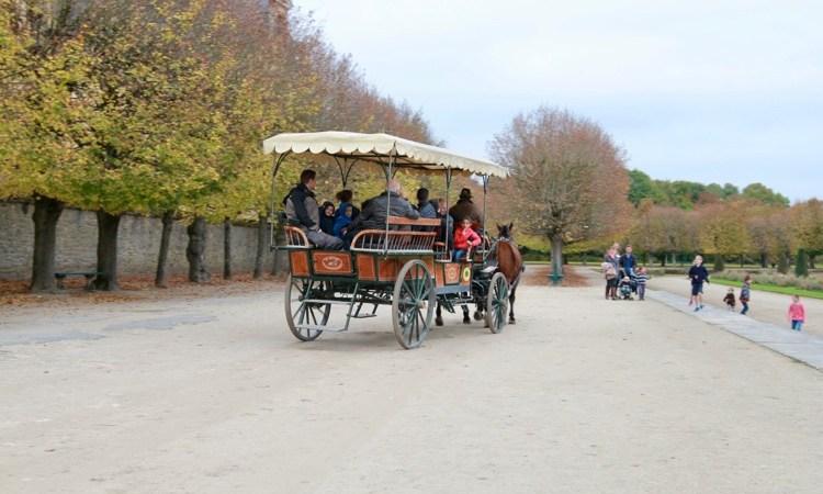 Visiting the Château de Fontainebleau