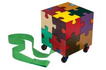 Le cube revu par Alain Pierson