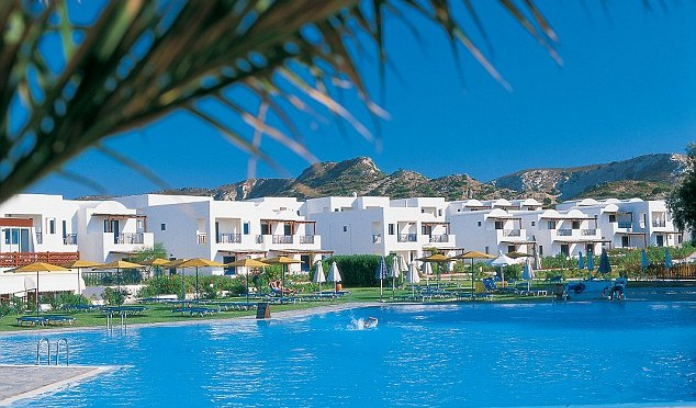 Sun, sea and romance on a Club Mark Warner singles holiday in Kos