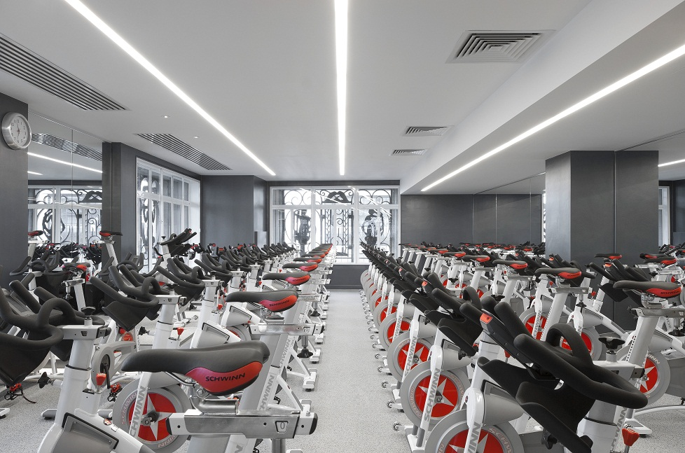 equinox gym london