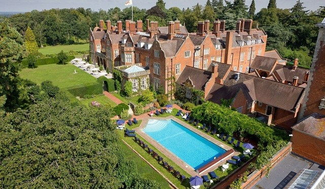 Tylney Hall: great building but not a great stay