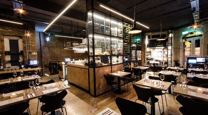 Four to Eight: high quality Italian food in Covent Garden