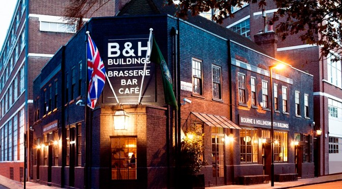 Bourne & Hollingsworth Buildings: a hidden culinary gem