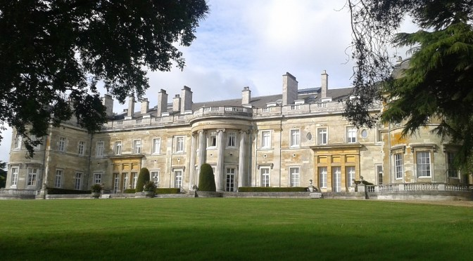 Luton Hoo: a classic country house (with Hollywood glamour)