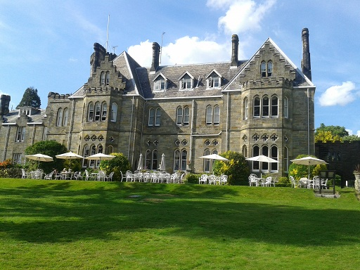 Ashdown Park hotel East Sussex