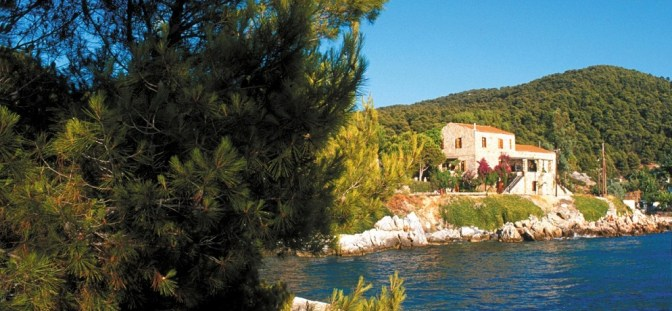 Skyros – a holiday for the mind and the body