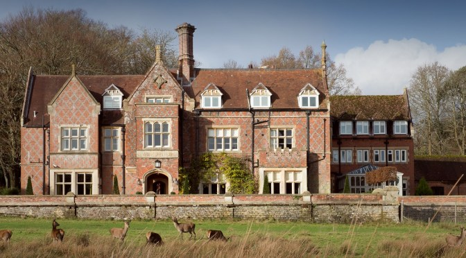 Burley Manor hotel New Forest: relaxing country charm