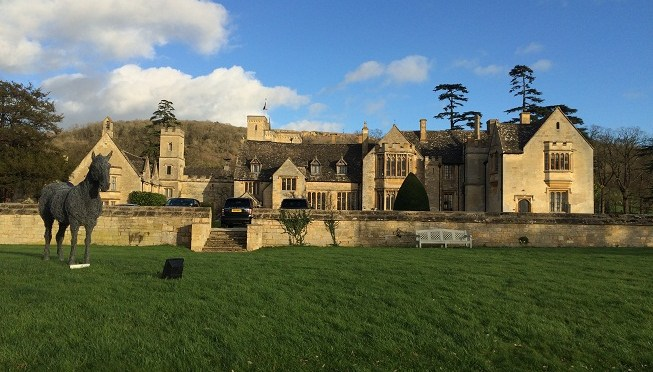 Ellenborough Park: the perfect place for a day at the races