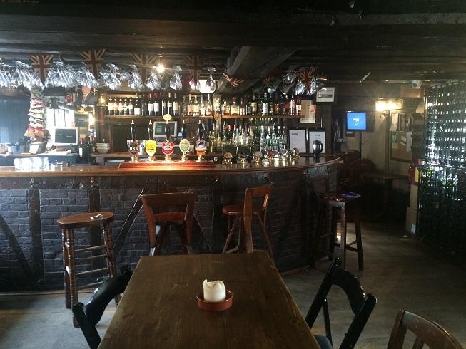 bull at sonning pub