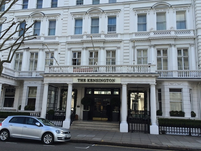 kensington hotel london review