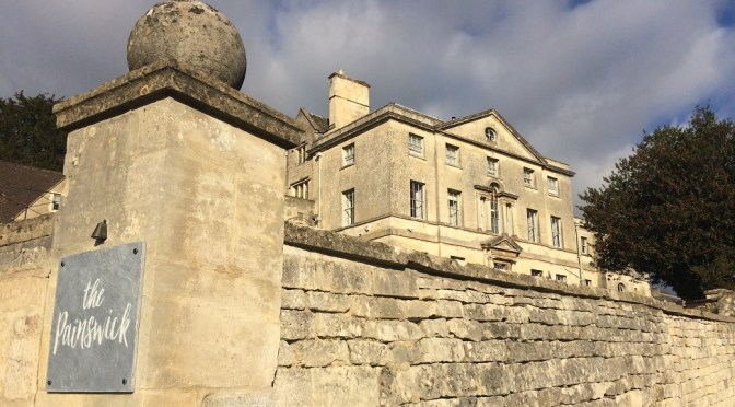 Cosy Cotswolds charm at The Painswick award-winning hotel