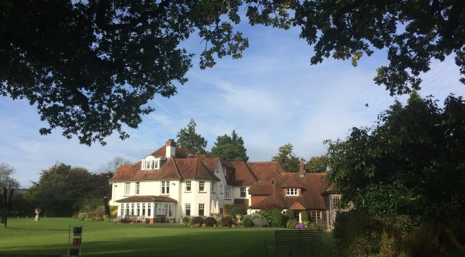 park house hotel and spa west sussex
