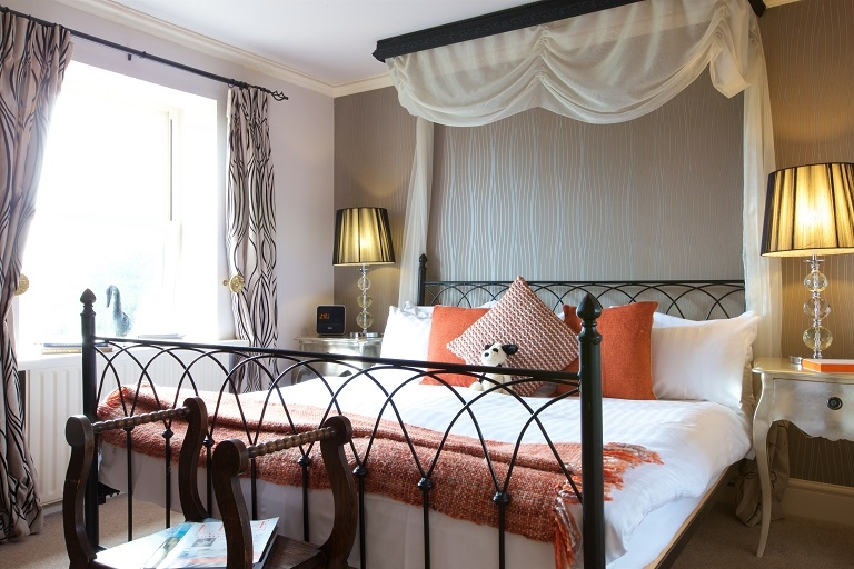 New Forest hotel Lymington Stanwell House