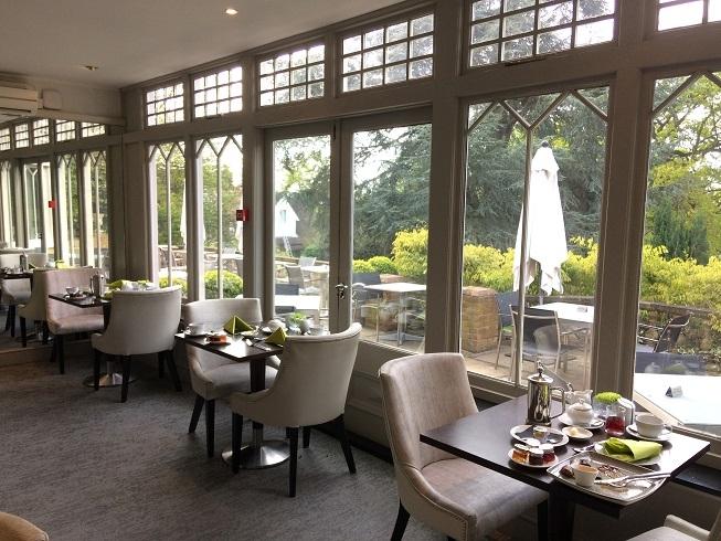 Rowhill Grange hotel Dartford review