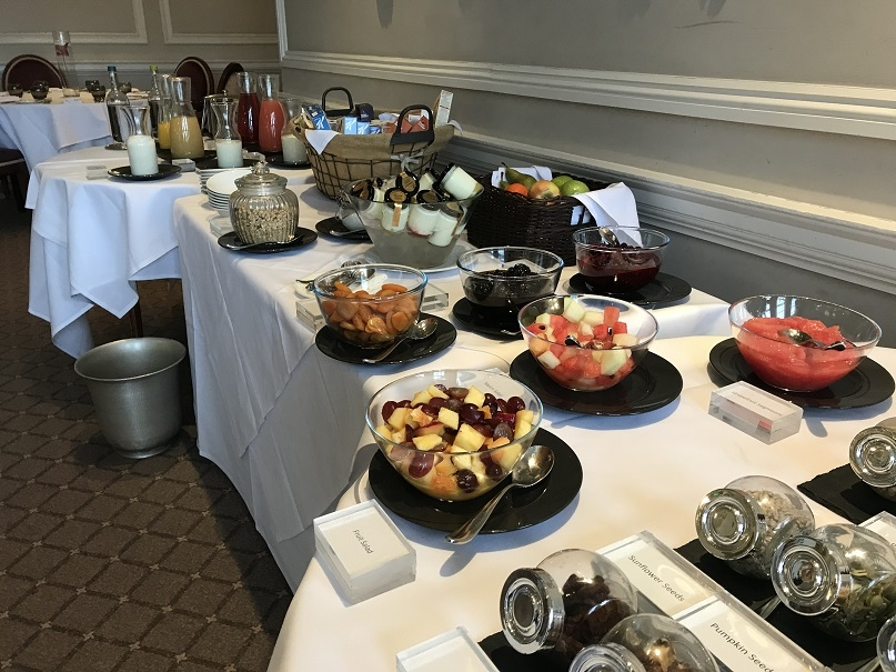Luxury hotel review Brockencote Hall hotel Worcestershire