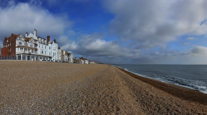 A seaside stay right on the Suffolk coast at The Brudenell hotel Aldeburgh