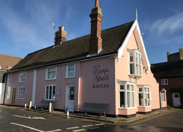 crown and castle review orford