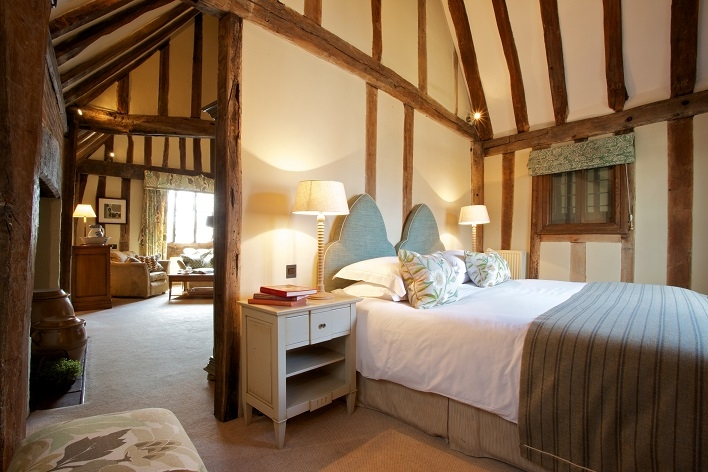 the swan at lavenham review