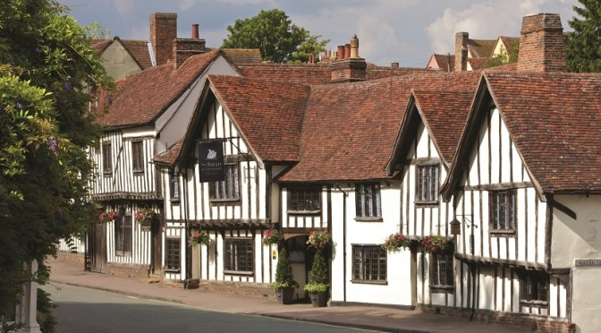 Medieval magic with a modern twist at The Swan hotel and spa in Lavenham, Suffolk