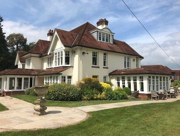 Park House hotel West Sussex