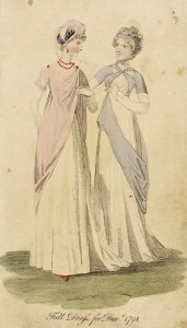 1798 fashion plate