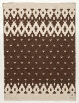 Álafoss Wool Blanket - Lopi Brown 0501