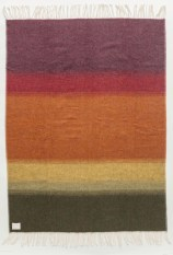 Álafoss Interior Wool Blanket - Landscape 1051