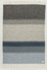 Álafoss Interior Wool Blanket - Landscape 1052