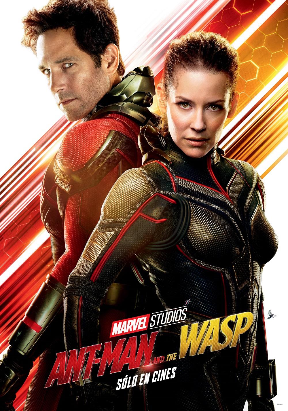 Ant-Man and The Wasp. El Hombre Hormiga y La Avispa / Estreno: 5 de julio