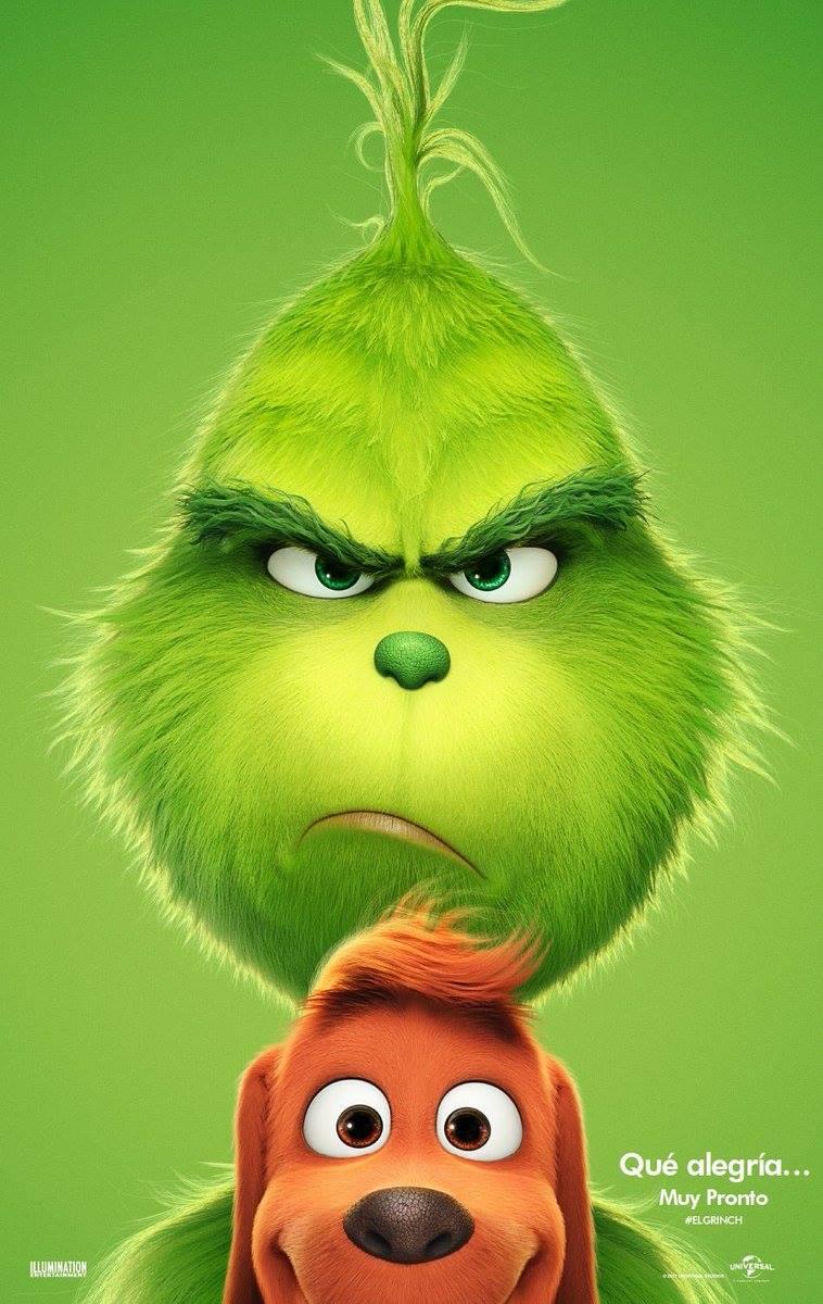 El Grinch / Estreno: 7 de diciembre