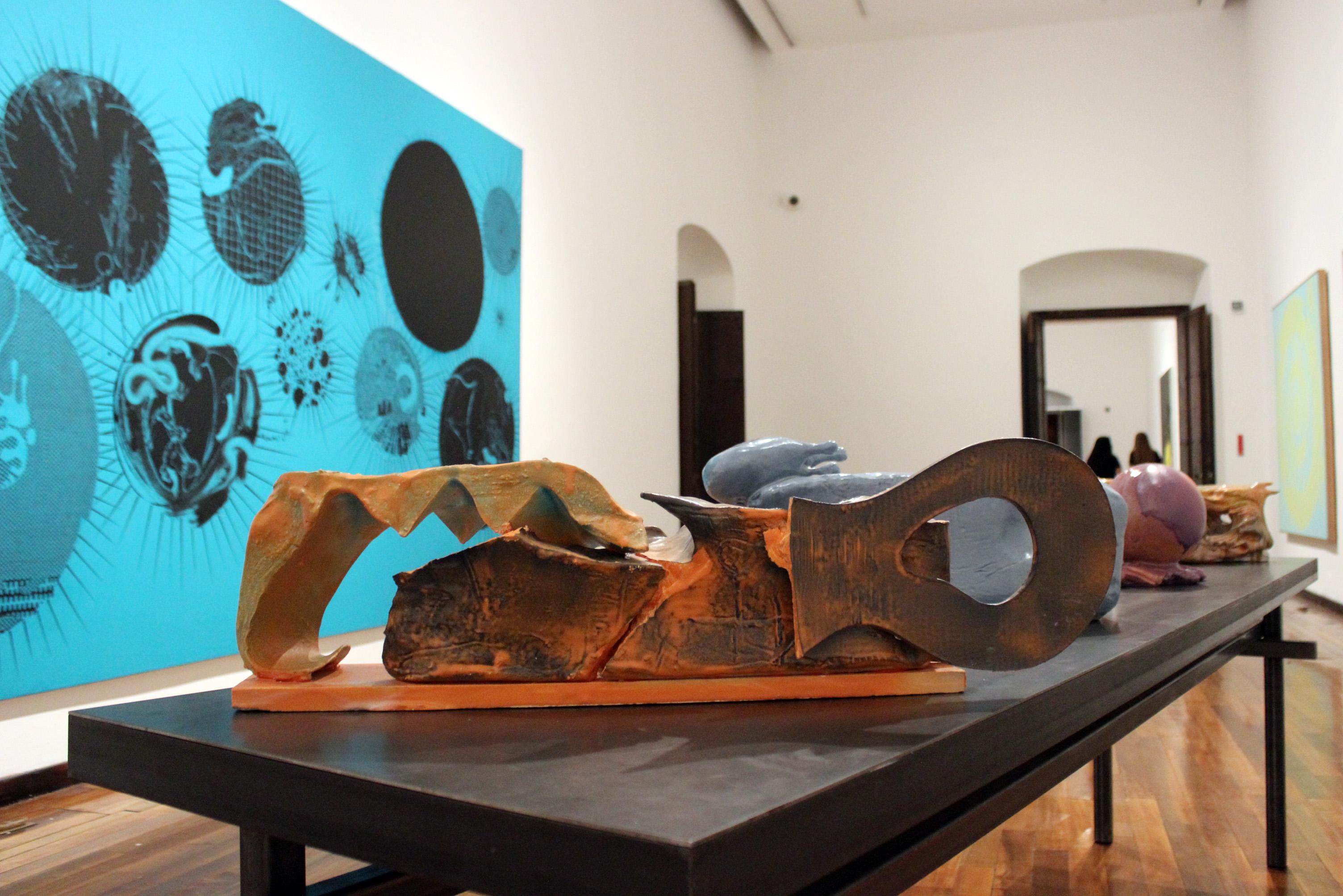 Exposición Nils Erik Gjerdevik / Instituto Cultural Cabañas